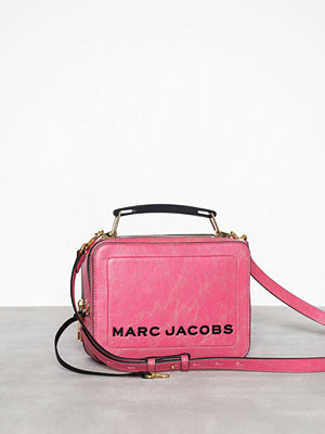 Marc Jacobs rosa axelväska The Box Peony