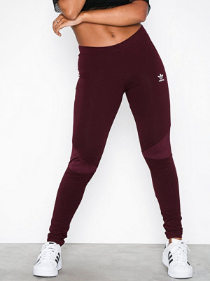 Leggings & tights - Adidas Originals Clrdo Tights Maroon