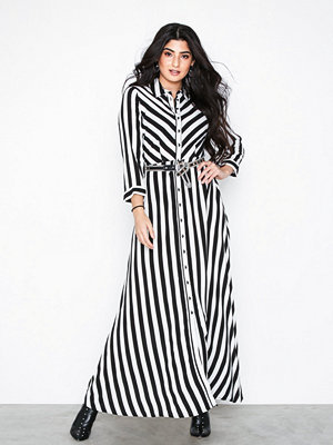 Y.a.s Yassavanna Long Shirt Dress Offwhite