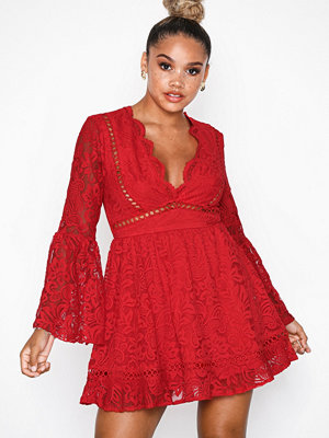 Kiss The Sky Queen of Hearts Dress Red