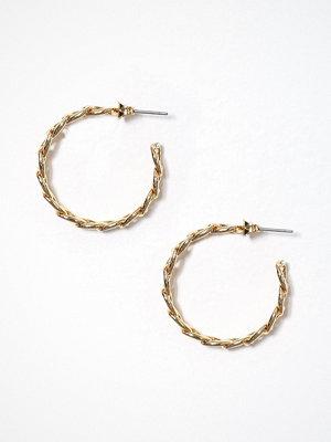 Pieces örhängen Pcotis Hoop Earrings D2D