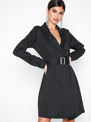 NLY Trend Pinstripe Blazer Dress