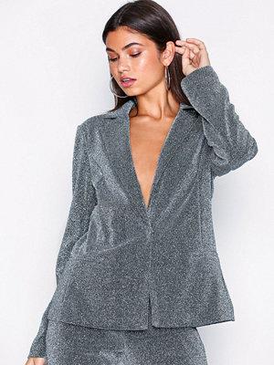 NLY Trend Shiny Lurex Blazer