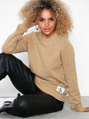 Calvin Klein Jeans Shetland Wool Crew Neck