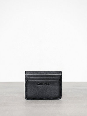 Calvin Klein Strapped Cc Holder Svart