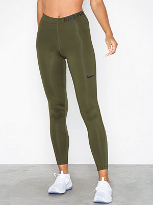 Nike NP Tight Oliv grön