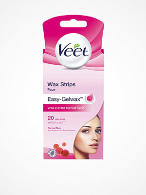 Hårborttagning - Veet Cold Wax Strips Face 20st