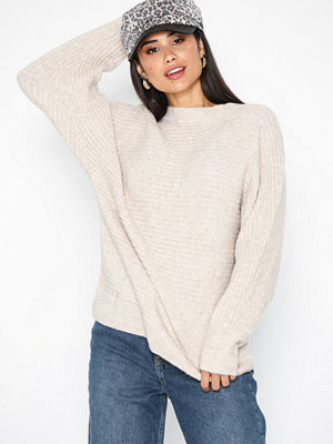 Topshop Dollman LL Knitted Oatmeal