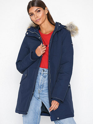 Tommy Jeans Tjw Technical Down Jacket Blå