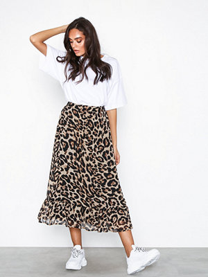 Sisters Point Emmy Skirt Leopard