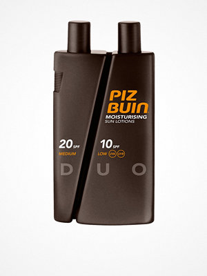 Piz Buin Moisturizing Sun Lotion DUO spf 10/20 300ml