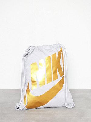 Nike Heritage Gmsk - Metallic Grå