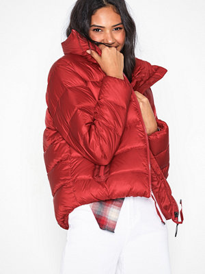 Polo Ralph Lauren Down Fill Jacket Red