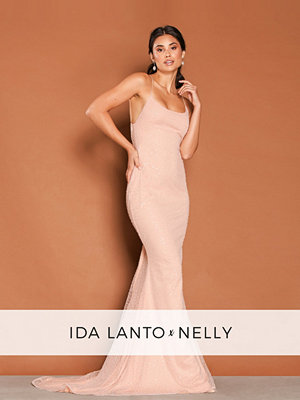 NLY Eve Corali Dress Light Pink