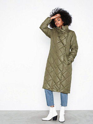 Aéryne Luben Jacket Forest Green