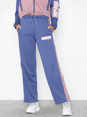 Reebok Classics blå byxor Cl R Snap Trackpant Purple