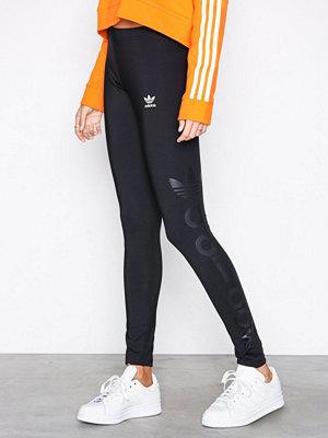 Adidas Originals svarta byxor Tights Black