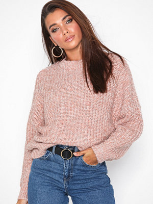 Pieces Pckadience Ls Knit Rosa