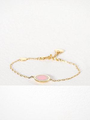 Marc Jacobs armband Bracelet Ljus Rosa