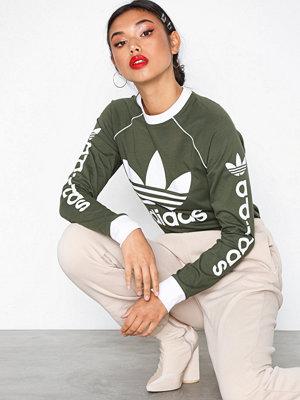 Adidas Originals Og Longsleeve Green