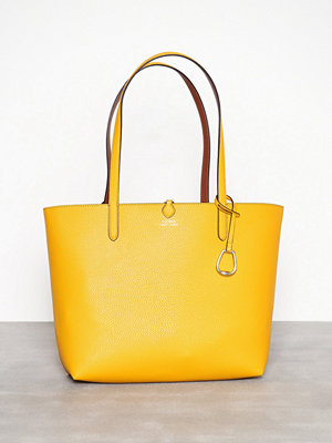 Handväskor - Lauren Ralph Lauren Rvrsble Tote-Tote-Medium Sunflower