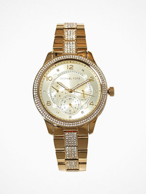 Michael Kors Watches Runway Pave Glitz Guld