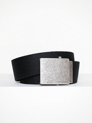 Calvin Klein Jeans J Military Belt 3.5CM Black