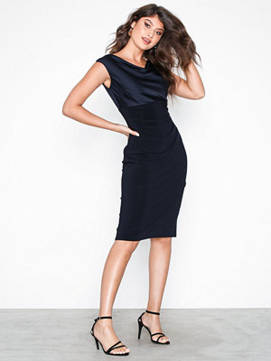 Lauren Ralph Lauren Chelley-Cap Sleeve-Day Dress