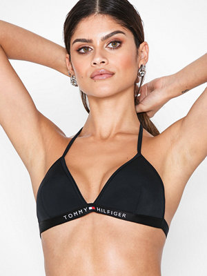 Tommy Hilfiger Underwear Triangle Bikini Top Svart