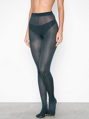 Strumpbyxor - Pieces Pcnew Nikoline 40 Den 2 Pack Tights Mörk turkos
