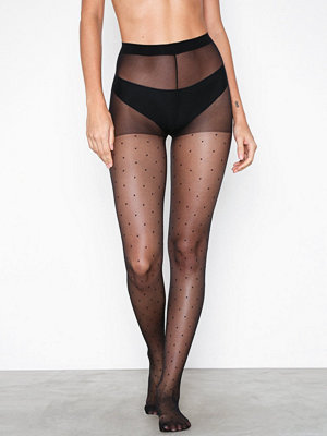 Strumpbyxor - Pieces Pckaitlyn Dot Tights