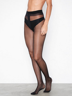 Strumpbyxor - Pieces Pckylee Backseam Tights