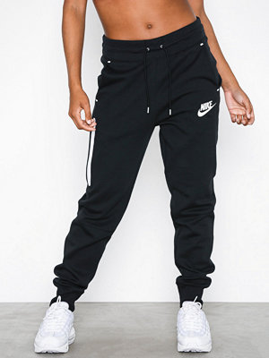 Nike svarta byxor NSW Tech Fleece Pant Svart/Vit