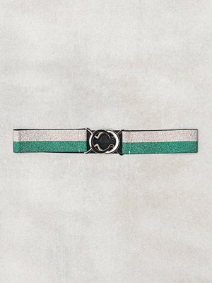 Sisters Point Ela Belt Gold/Green