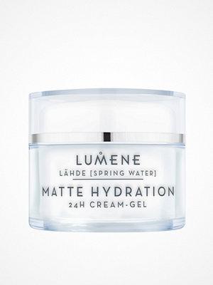Ansikte - Lumene Lähde NORDIC HYDRA Matte Hydration 24h Cream-Gel