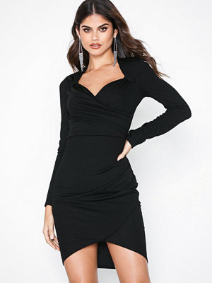 NLY One Gathered Neckline Dress
