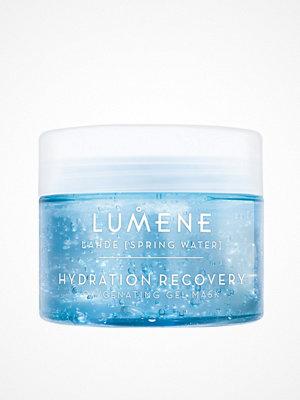 Ansikte - Lumene Lähde NORDIC HYDRA Hydration Recovery Aerating Gel Mask