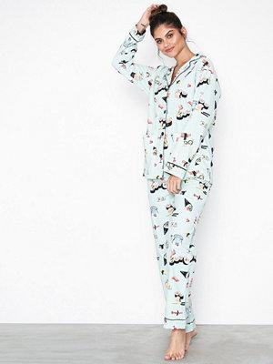 Pyjamas & myskläder - P-J Salvage PJ Set Mint
