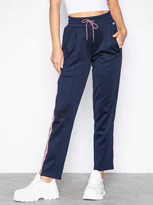 Tommy Jeans marinblå byxor Tjw Tracksuit Pant