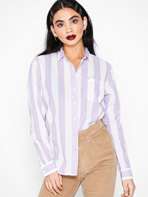 Lee Jeans One Pocket Shirt Rap City Violett