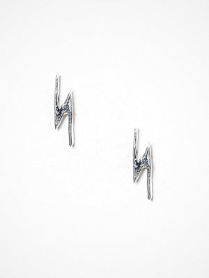 Syster P smycke SNAP EARRINGS FLASH
