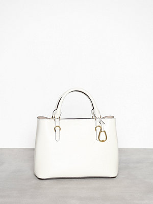 Handväskor - Lauren Ralph Lauren Satchel-Satchel-Medium Natural