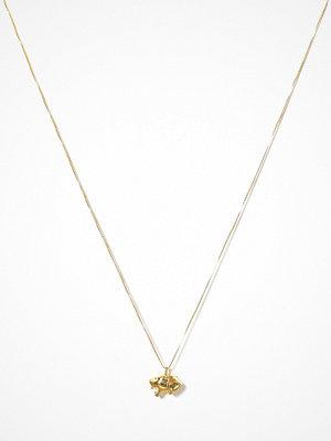 Syster P halsband Panthera Long Necklace Guld