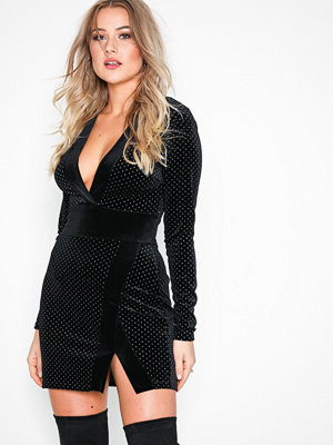 NLY Trend Glitter Power Dress