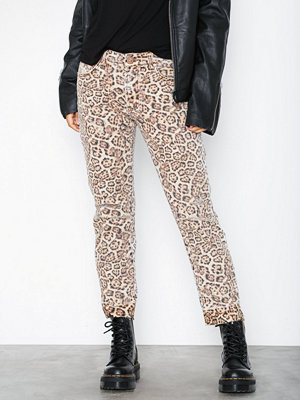 One Teaspoon Leopard Truckers Leopard