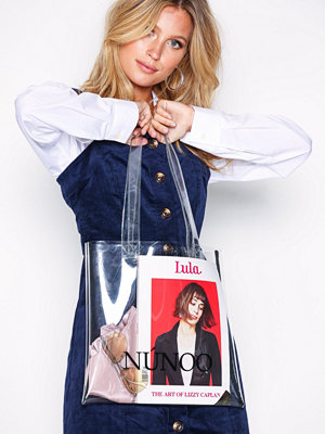 NuNoo Small Tote Transparent Transparent