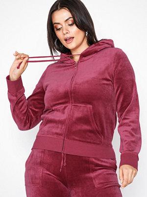 Street & luvtröjor - Juicy Couture Velour Robertson Jacket