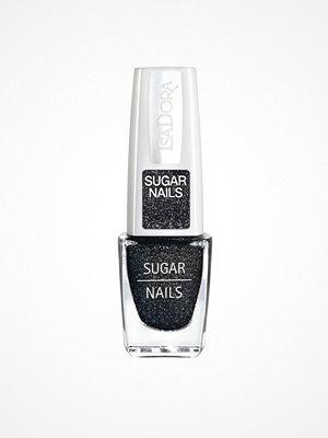 Naglar - IsaDora Sugar Nails Black Crush