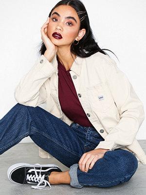 Lee Jeans Chore Jacket Blanc Blanc