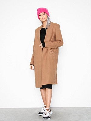 River Island Camel Sammy Coat